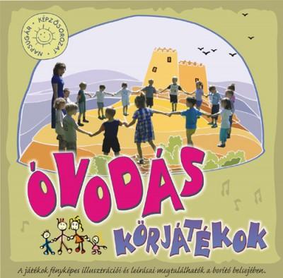 Vidók Melinda  (Szerk.) - Óvodás körjátékok - CD