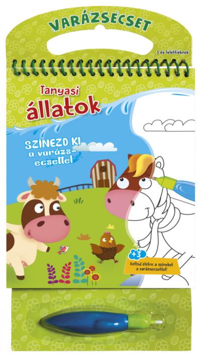 - Varázsecset - Tanyasi állatok