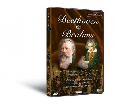 - Silverline Classics - Beethoven - Brahms - DVD