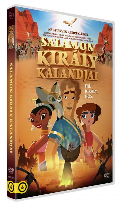 Albert Hanan Kaminski - Salamon király kalandjai - DVD
