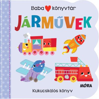- Babakönyvtár - Járművek