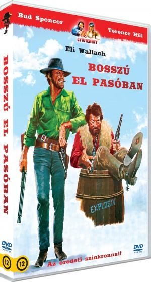 Giuseppe Colizzi - Bossz� El Pas�ban - DVD