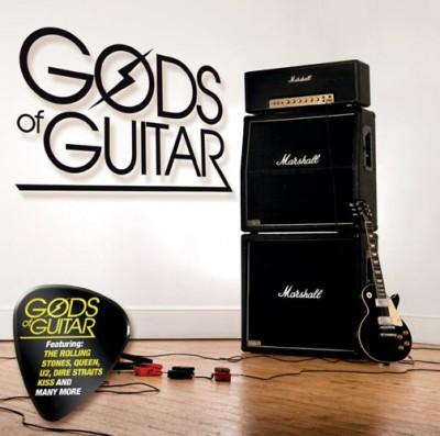 - Gods Of Guitar - CD