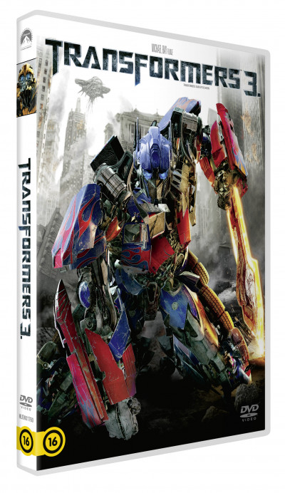 Michael Bay - Transformers 3. - DVD