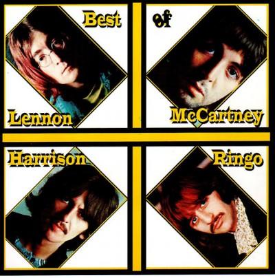 Ringo Starr, George H John Lennon Paul Mccartney - Best of - CD