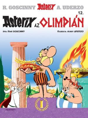 Ren� Goscinny - Asterix 12. - Asterix az olimpi�n