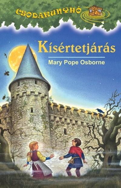 Mary Pope Osborne - Kísértetjárás