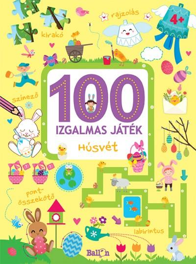 - 100 izgalmas játék - Húsvét