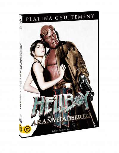 Guillermo Del Toro - Hellboy II: Az Aranyhadsereg - DVD