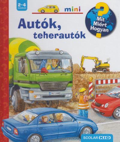 Andrea Erne - Autók, teherautók