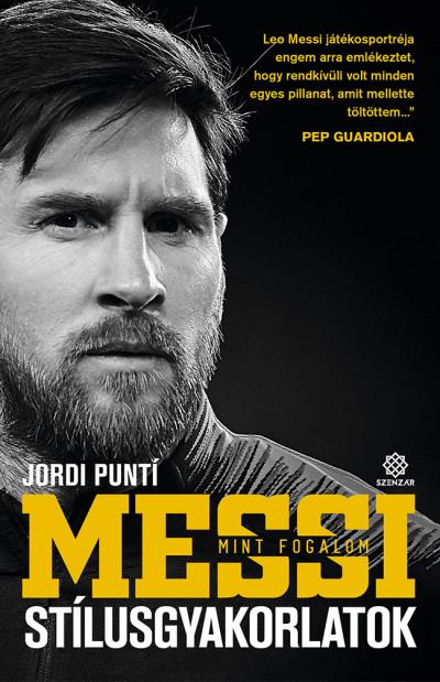Jordi Punti - Messi mint fogalom