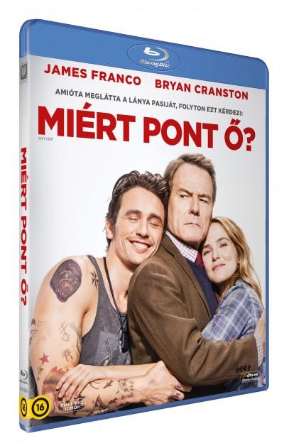John Hamburg - Miért pont Ő? - Blu-ray