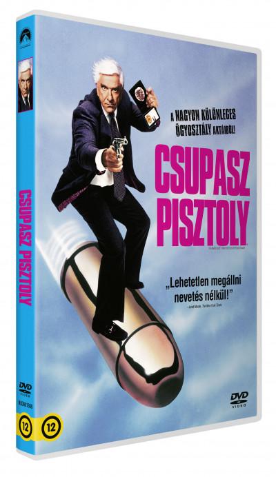 David Zucker - Csupasz pisztoly - DVD