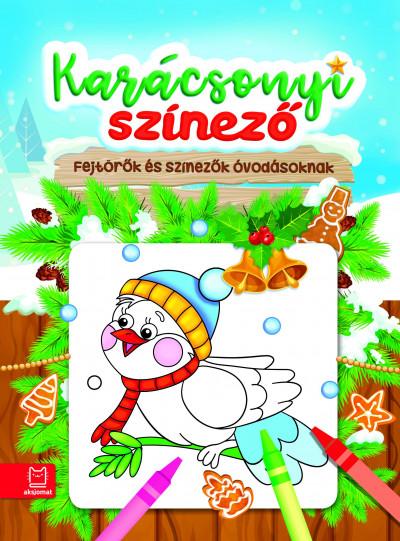 Anna Podgórska - Karácsonyi színező