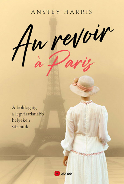 Anstey Harris - Au revoir á Paris