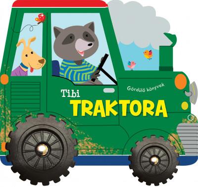 - Gördülő könyvek - Tibi traktora