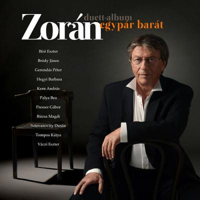 Zorán - Egypár barát - CD