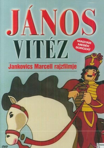 Jankovics Marcell - János vitéz - DVD