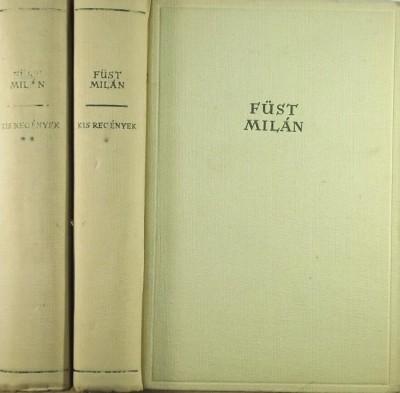 Füst Milán - Kis regények I-II.