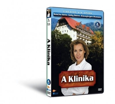 - A klinika - 1.évad, 4-6. epizód - 2.DVD