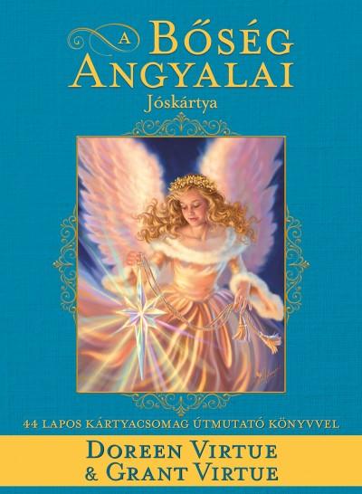 Grant Virtue - Doreen Virtue - A bőség angyalai jóskártya