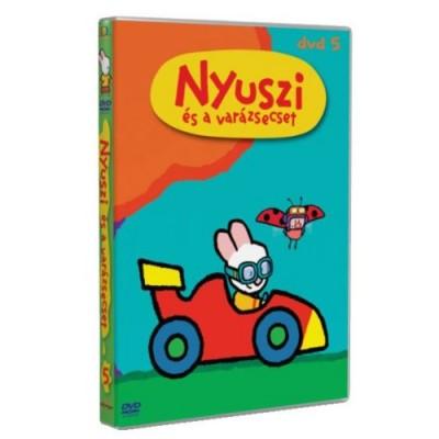 - Nyuszi és a varázsecset 5. - DVD