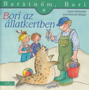 Liane Schneider - Bori az �llatkertben - Bar�tn�m, Bori 34.
