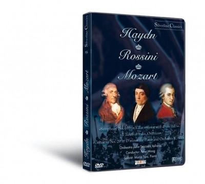 - Silverline Classics - Haydn-Rossini-Mozart - DVD