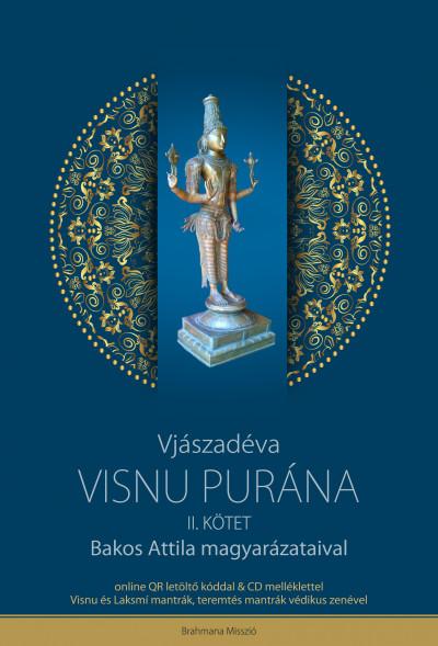 Vjászadéva - Visnu Purána II. kötet + CD melléklettel