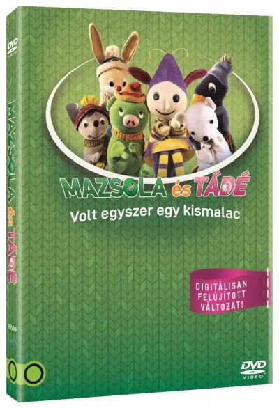 Kende Márta - Mazsola és Tádé: Volt egyszer egy kismalac - DVD