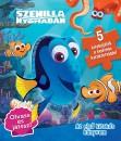 Lee Paula Springer - Disney - Szivacsos kirakókönyv - Szenilla nyomában