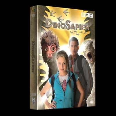 - Dinosapien díszdoboz (3 DVD)