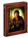 Peter Jackson - A Hobbit - Váratlan utazás - Bővített változat (3D Blu-ray - Lentikuláris)