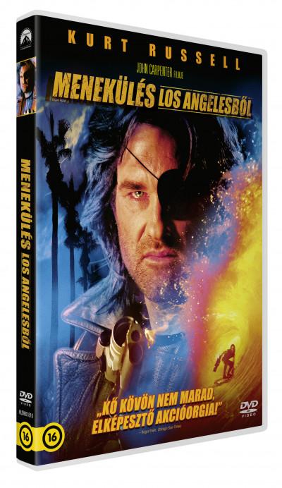 John Carpenter - Menekülés Los Angelesből - DVD