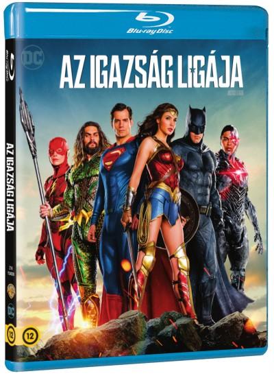 Zack Snyder - Az Igazság ligája - Blu-ray