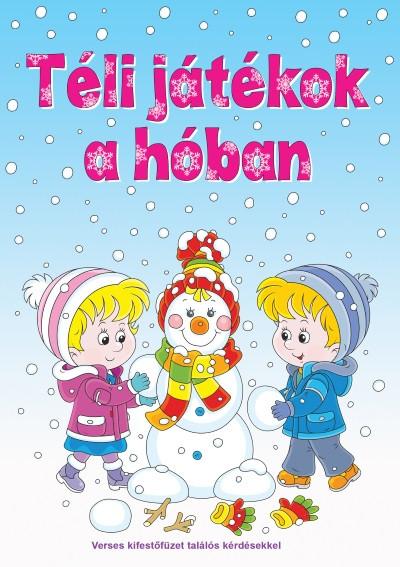 - Téli játékok a hóban