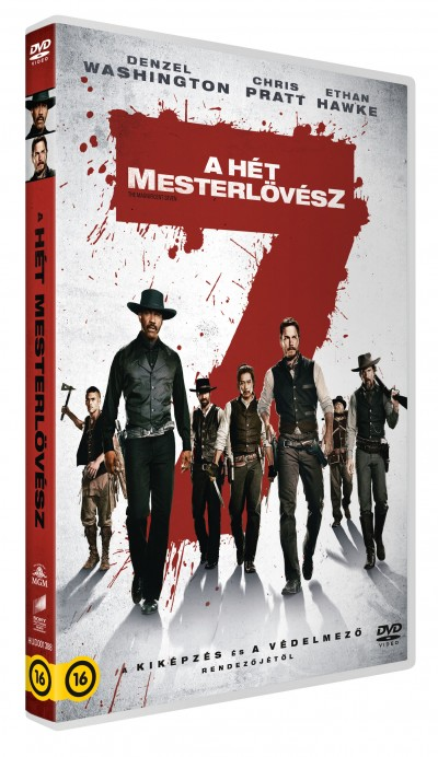 Antoine Fuqua - A hét mesterlövész - DVD