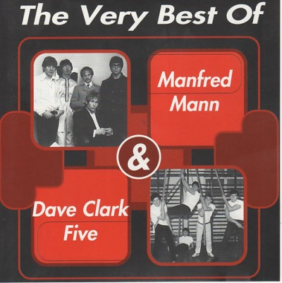 Manfred Mann & Dave Clark Five - The Very Best Of - CD