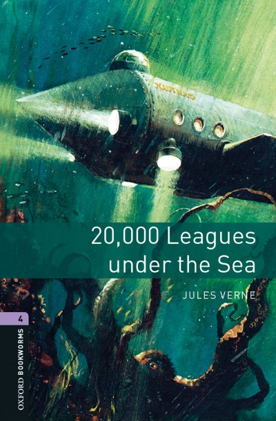 Jules Verne - 20000 Leagues Under The Sea - Oxford Bookworms Library 4 - MP3 Pack