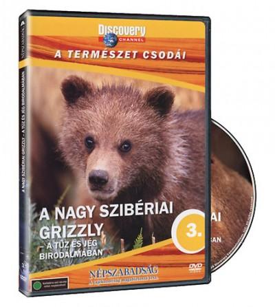 - A természet csodái 03. - A nagy szibériai grizzly