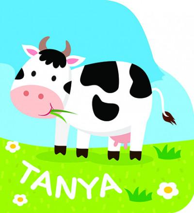 - Állati pancsolókönyv - Tanya