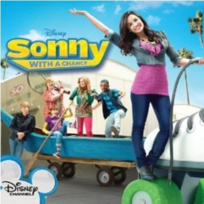 - Sonny With A Chance - CD