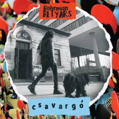 Bohemian Betyars - Csavargó - CD