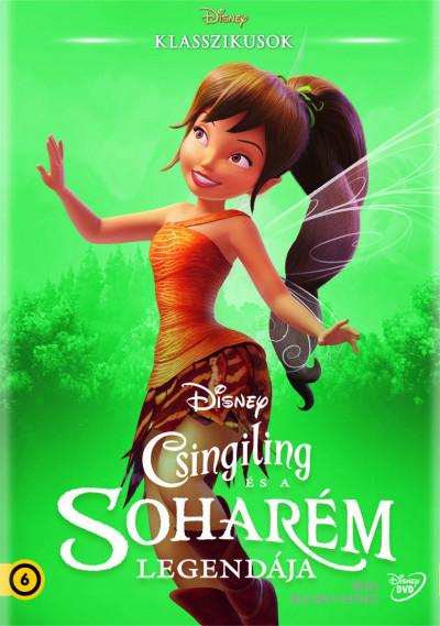 Steve Loter - Csingiling és a Soharém legendája (O-ringes, gyűjthető borítóval) - DVD
