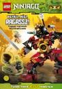 - LEGO 10. - Vigyázz, kész ragassz! - Kígyó kémek - LEGO Ninjago Masters of Spinjitzu - Munkafüzet