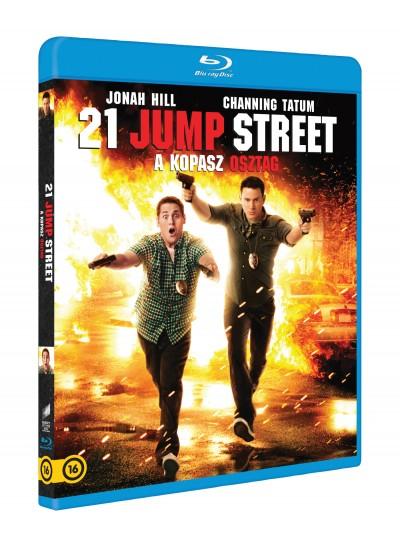 - 21 Jump Street - A kopasz osztag - Blu-ray