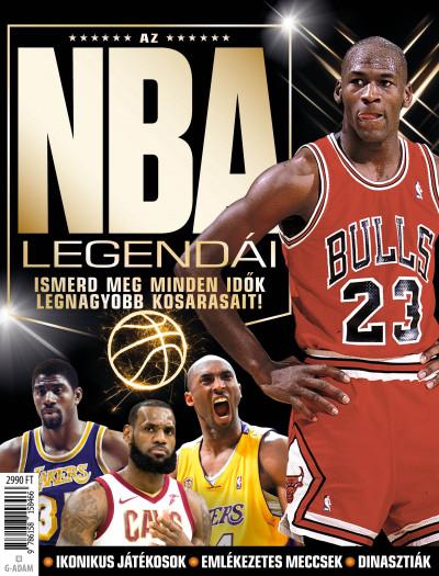 - Az NBA legendái