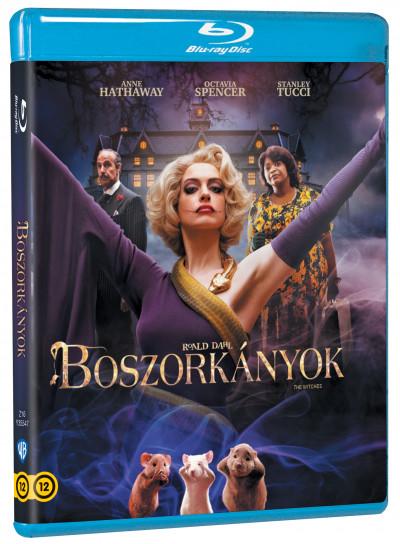 Robert Zemeckis - Roald Dahl: Boszorkányok - Blu-ray