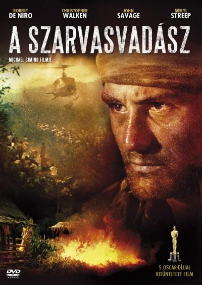 Michael Cimino - A szarvasvadász - DVD
