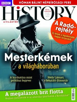 - BBC History VI. �vfolyam 1. sz�m - 2016. Janu�r